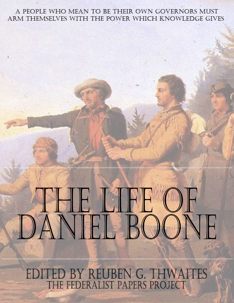 Daniel Boone's Legend Defines the American Mystique