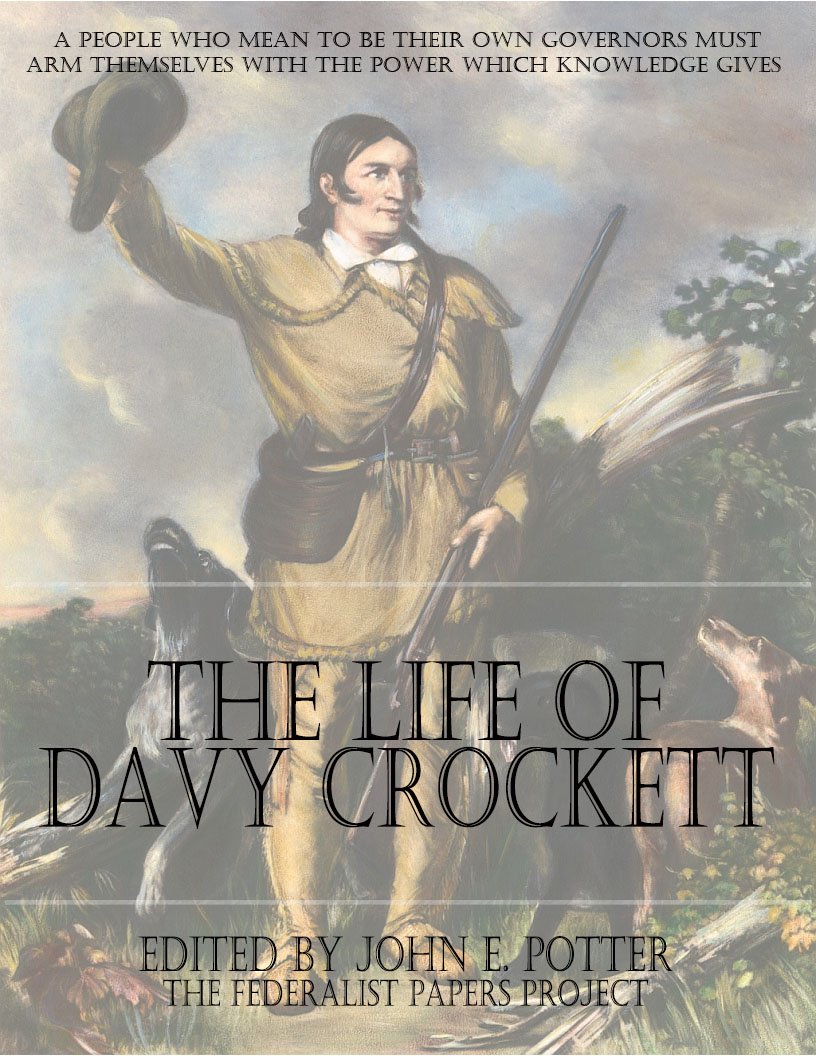 a report on the life and works of davy crockett Disney's davy crockett ranch: disappointing suffering from under-investment - see 5,678 traveller reviews, 1,276 candid photos, and great deals for disney's davy crockett ranch at tripadvisor.