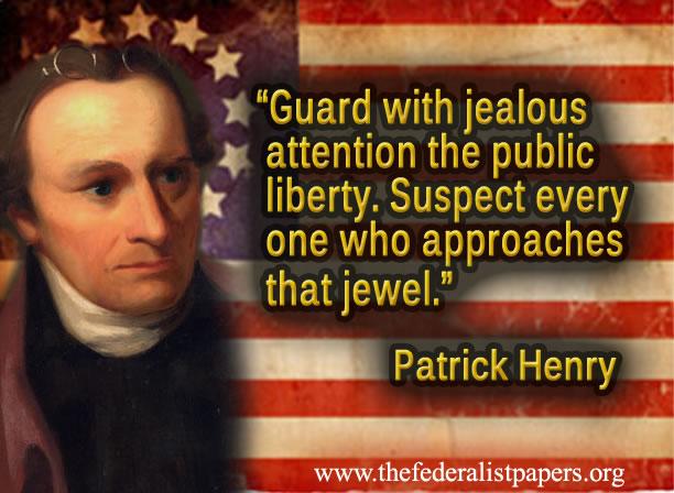 Patrick Henry, The Jewel of Liberty