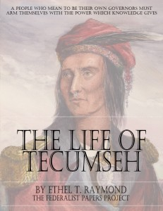 Tecumseh, The Life of - Book Cover