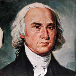 James Madison; Federalist Papers; Virginia Ratifying Convention