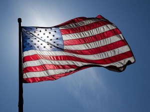 US Flag - You're A Grand old Flag