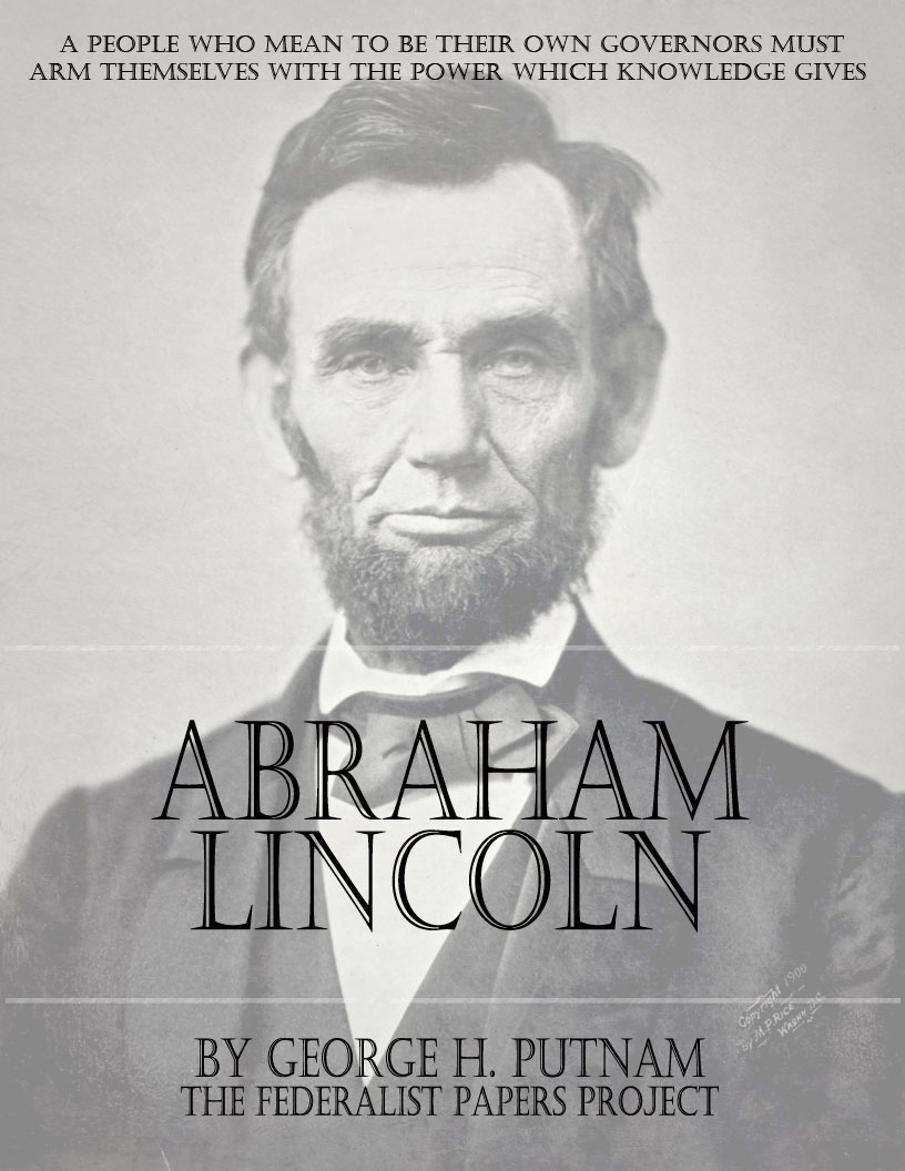 essay about abraham lincoln A brief biography of abraham lincoln 1809 on the stormy morning of sunday, february 12, nancy hanks lincoln , wife of thomas , gave birth to a boy.