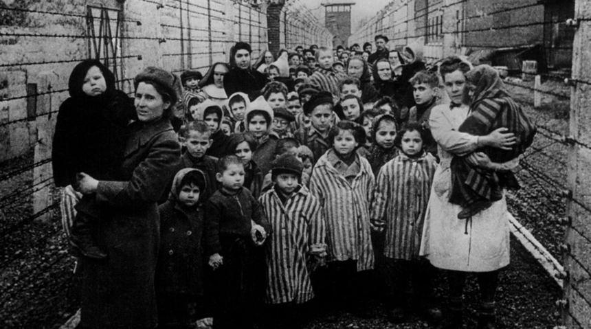 Survivors of Auschwitz
