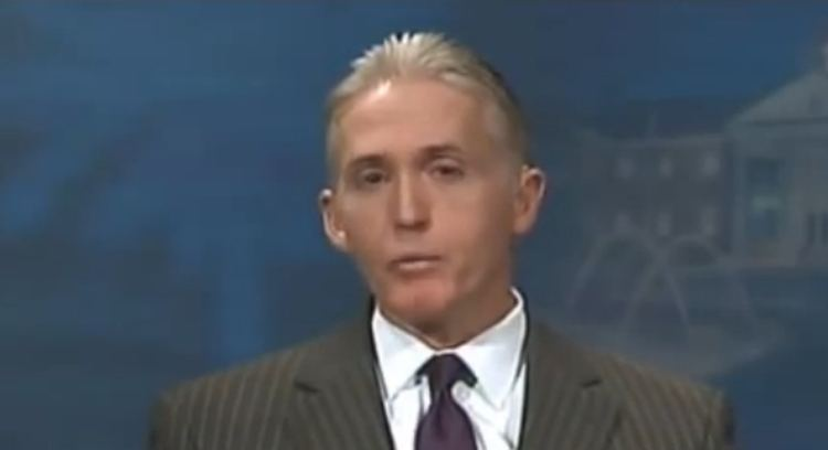Rep. Trey Gowdy - Screenshot