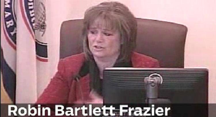 Robin Bartlett Frazier