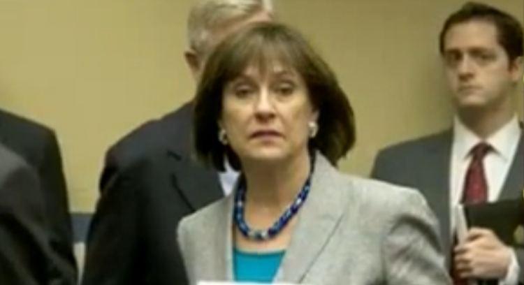 Lois Lerner youtube screenshot