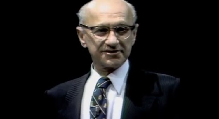 milton friedman the robin hood myth video  milton friedman the robin hood myth screenshot