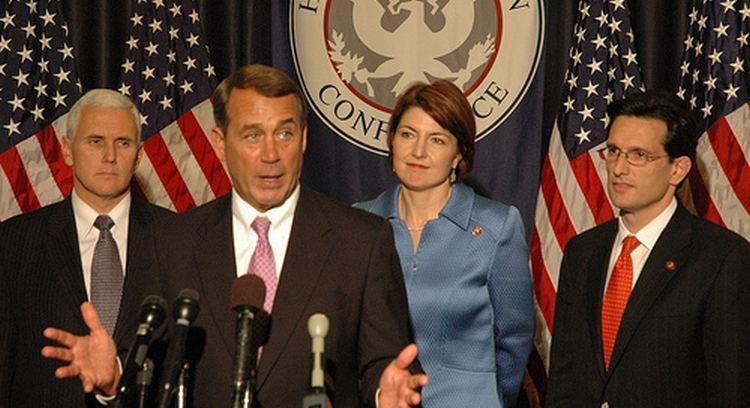 House Republican Leadership Team