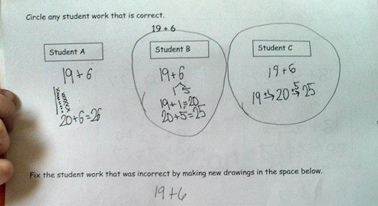 Ny Mom Vents On Common Core Worksheet Her Remarks Are Epic