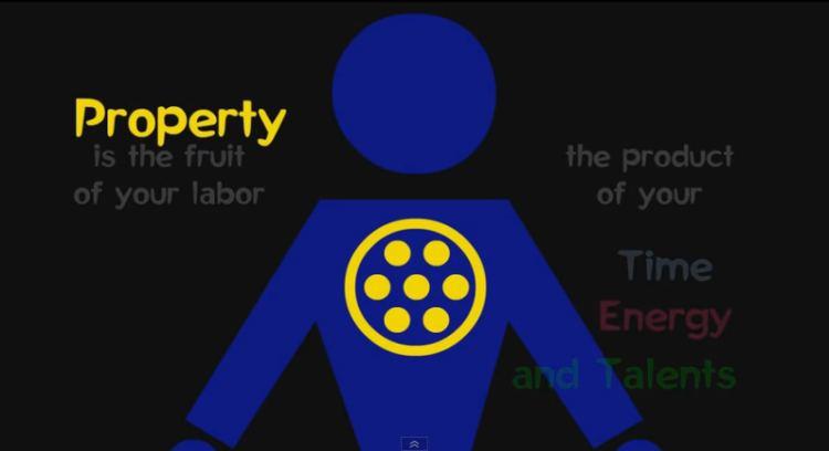 philosophy of liberty youtube screenshot