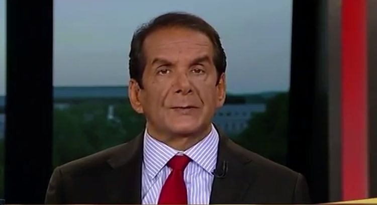charles krauthammer essays Charles krauthammer had an accident that left him paralyzed at the age of 22 diving into a swimming pool, krauthammer hit his head on the bottom, breaking his cervical vertebrae and.