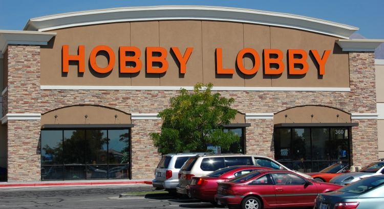 Hobby Lobby Retail Store