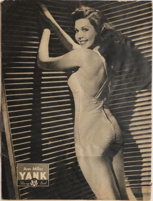 Ann_Miller_pin-up_from_Yank,The_Army_Weekly,_June_1945