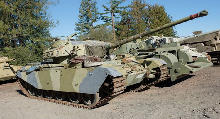 Military Tanks For Sale >> It S Legal To Buy A Tank And Some Just Came Up For Sale