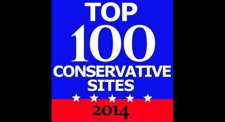 Top 100 Conservative Websites by Global Alexa Rating