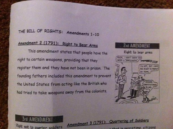 My Essay on Gun Control for my English Class: