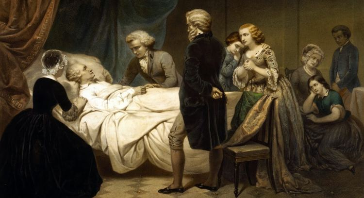 george_washington_death