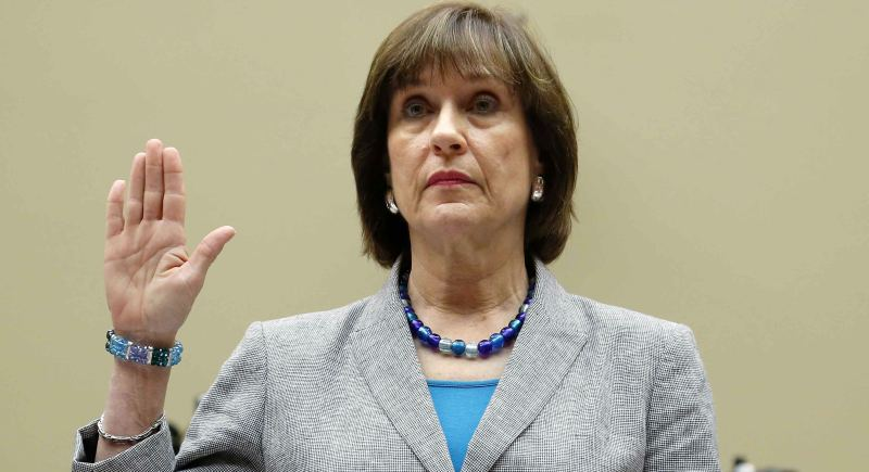 File photo of U.S. Director of Exempt Organizations for the IRS Lerner being sworn in to testify before a House Oversight and Government Reform Committee hearing in Washington