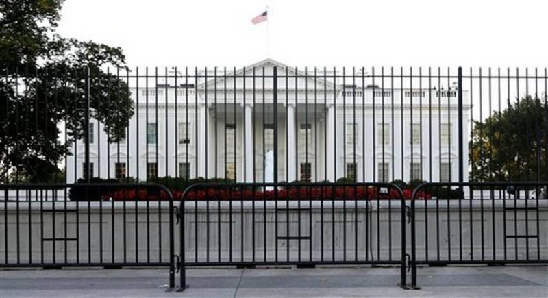 new security fence outside white house is so bad it s funny