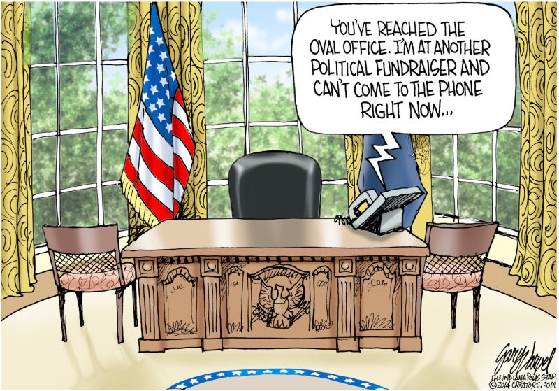 An Inside View Of What Obamas Oval Office Really Looks Like