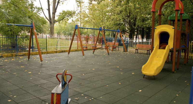 childhood playground essay
