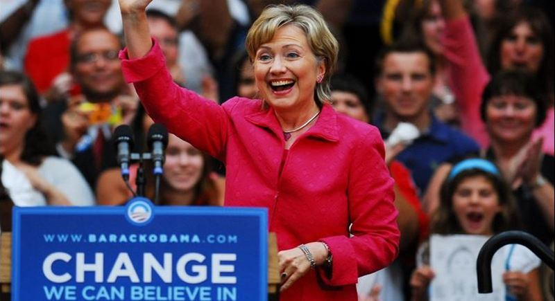 Clinton-urges-Democrats-to-unite-for-Obama-Biden