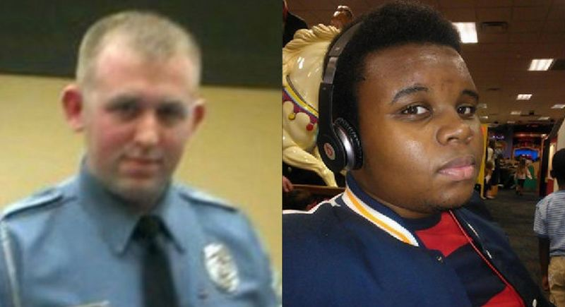 mike-brown-darren-wilson
