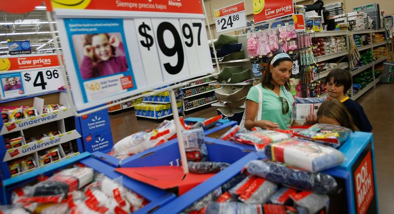 Wal-Mart Quarterly Profits Spike Up 17 Percent