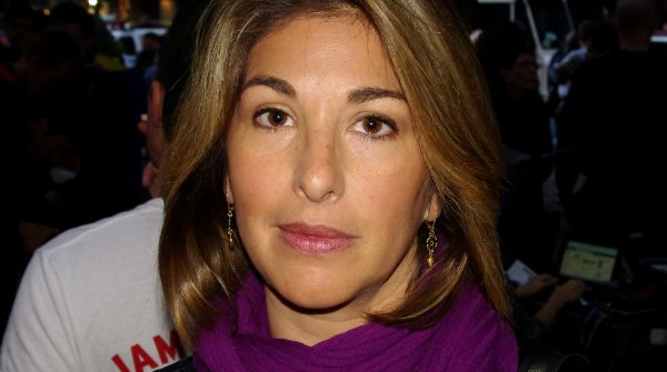 naomi klein essay Benetton and calvin klein, meanwhile  in an essay appropriately titled how to brand sand , advertising executives  1999 naomi klein all rights.