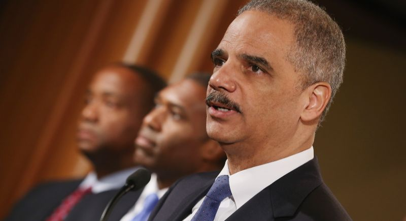 Attorney General Eric Holder Announces Lawsuit Against Ratings Agency Standard And Poor's