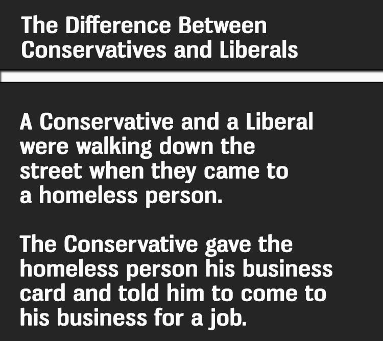 Conservative-Versus-Liberal