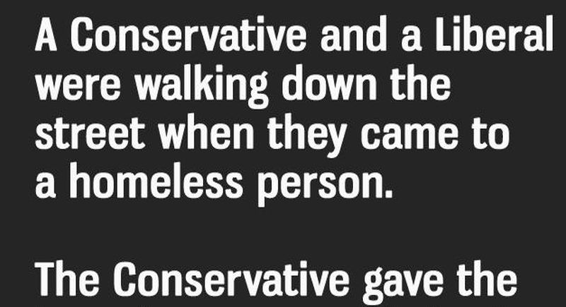 Difference Between Conservatives And Liberals Described