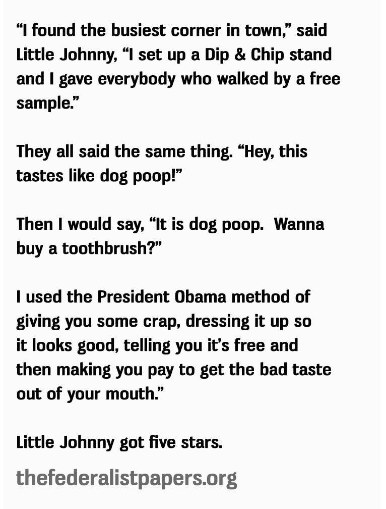 Little-Johnny-Uses-Obama-Methodc