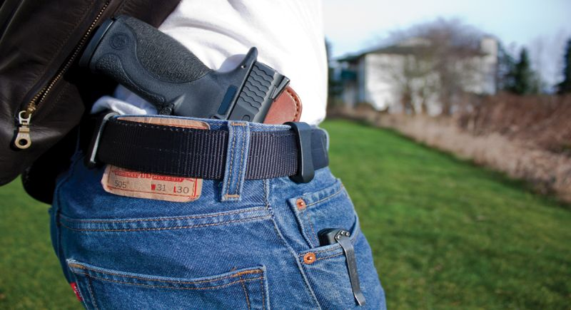 concealed carry everywhere essay If they leave the gun anywhere they should be asked to not carry the gun in  school  i am currently doing an essay on this and can understand the view of  those.