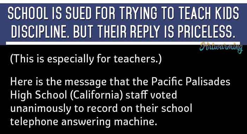 short essay on school discipline