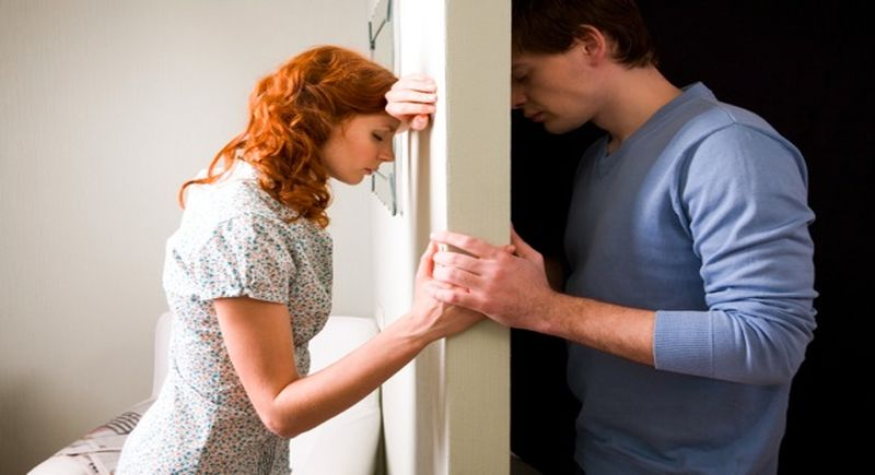 Biblia Matrimonio En Crisis : Woman realizes she s been accidentally abusing her husband
