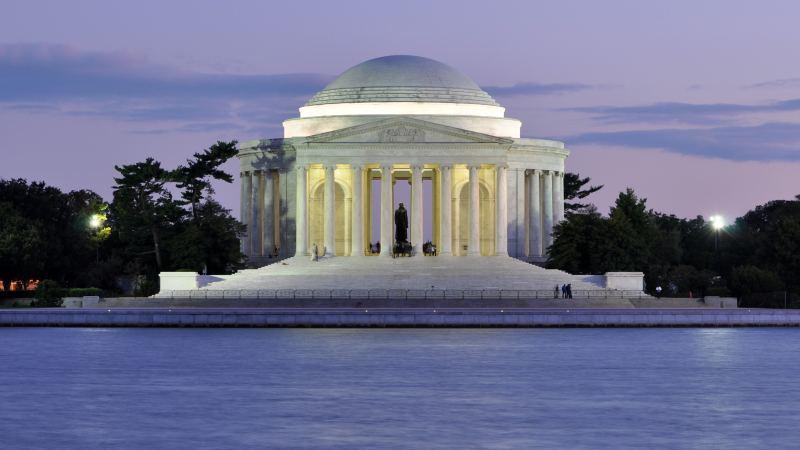 Jefferson_Memorial_At_Dusk_1