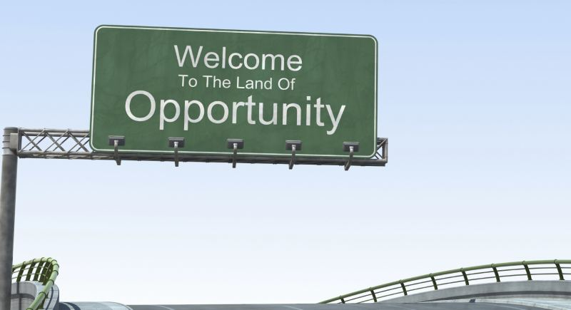 Land of opportunity essay