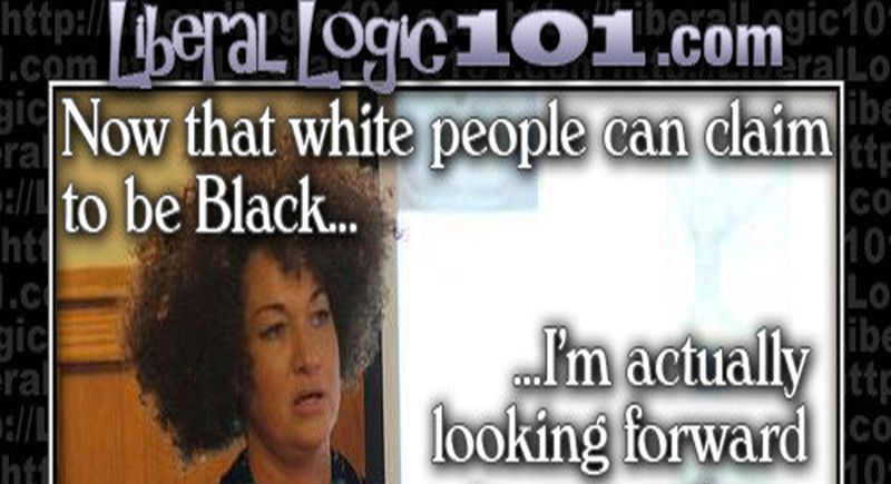 liberal hissy fit ensues over latest  u0026quot transracial u0026quot  meme