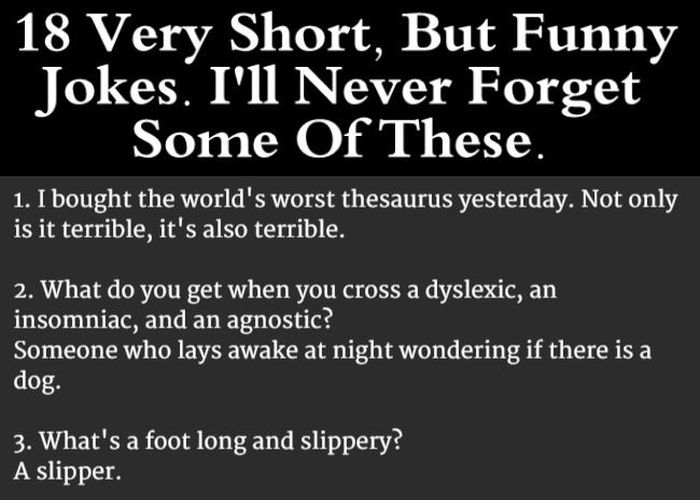 jokes so bad they re funny