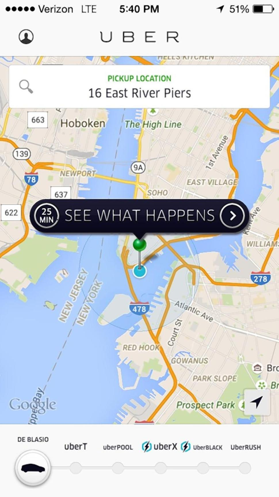 Uber Fights For Free Market In New York, Or Does It?