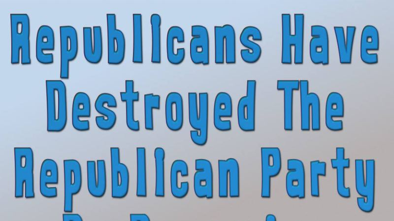 republican party research papers