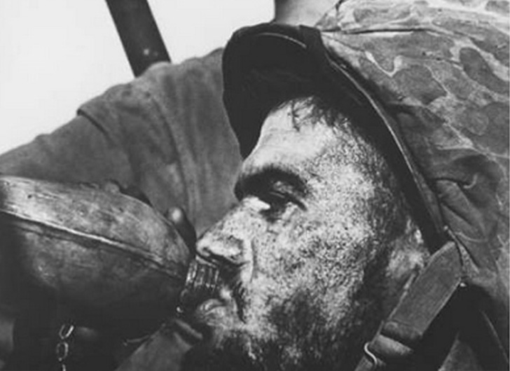 Extremely Intense Never Before Seen Photos Of Wwii Graphic