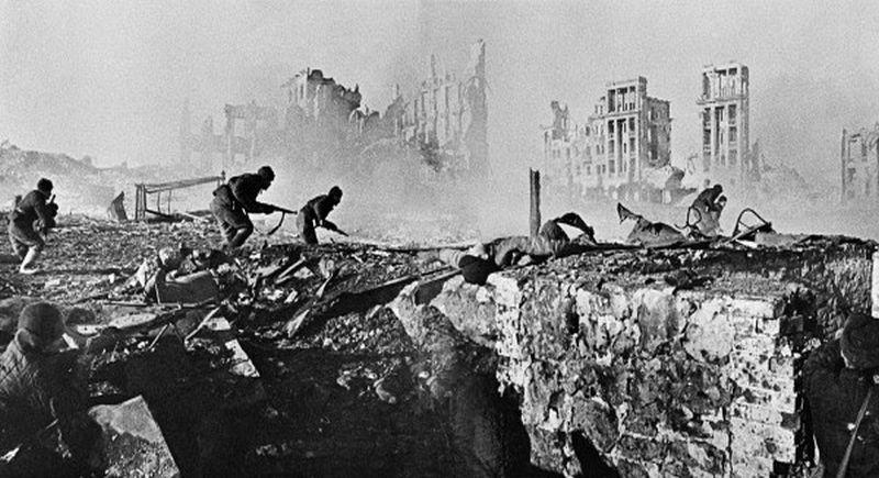 An essay on world war ii