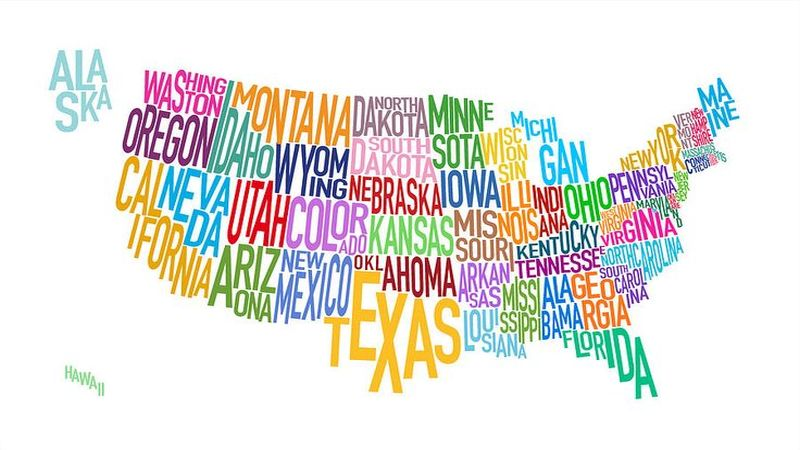 The 50 States Of America If They Were Given Catch Phrases