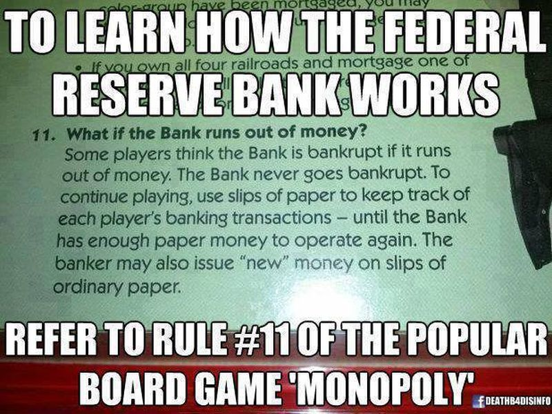 Meme How The Federal Government Works