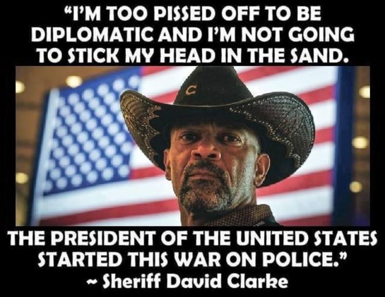 imageedit_351_8888396501 sheriff clarke explains who started the war on police [meme]