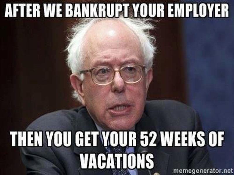 meme12 hilarious bernie sanders meme reveals truth about socialism