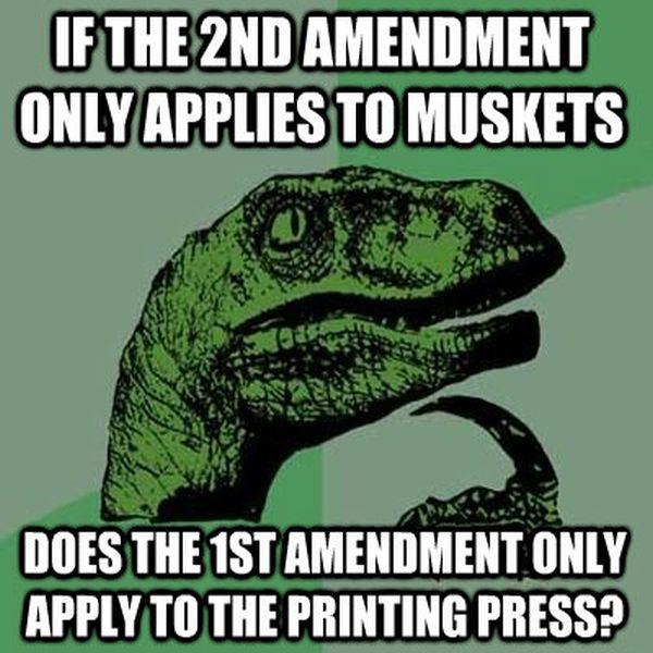 2nd amendment essay questions